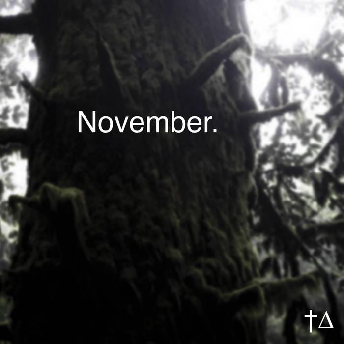 November - Single cover art
