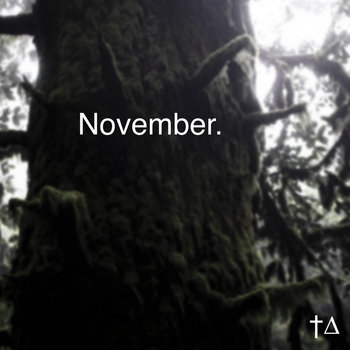 November - Single cover art