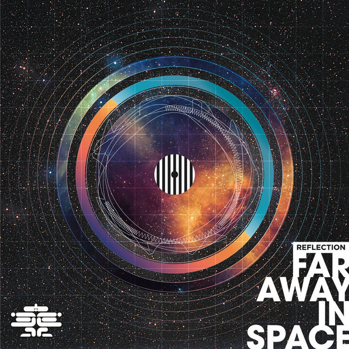 Far Away In Space cover art