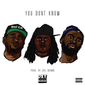 You Don't Know cover art