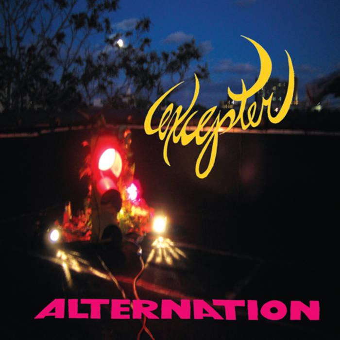 Alternation cover art