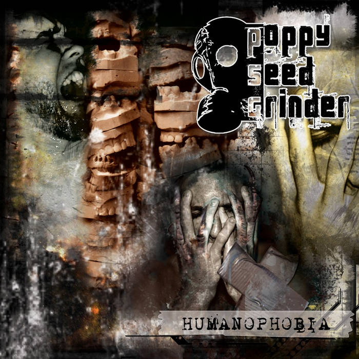 CD Humanophobia 2008 cover art