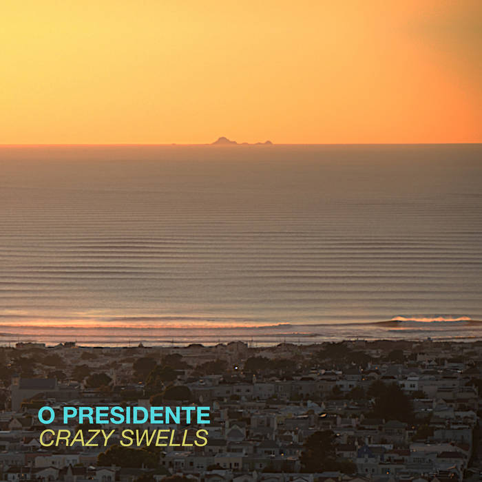 Crazy Swells cover art