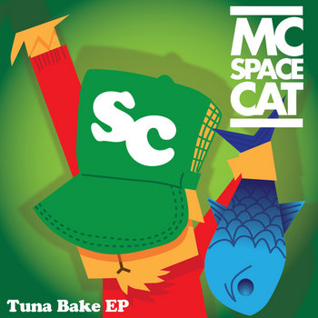 TUNA BAKE EP cover art