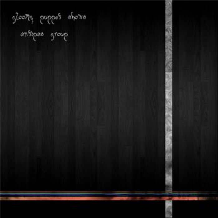 gloomy puppet shows cover art