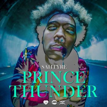 Prince Thunder cover art