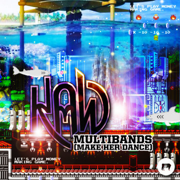 Multibands (Make Her Dance) EP cover art