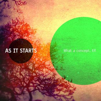 What a Concept - E.P. cover art