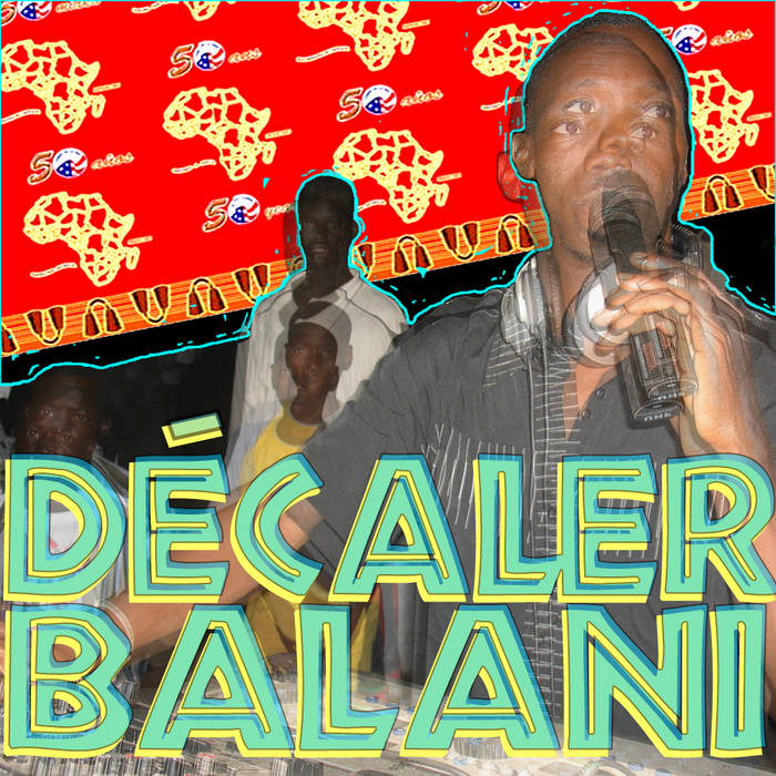 Decaler Balani cover art