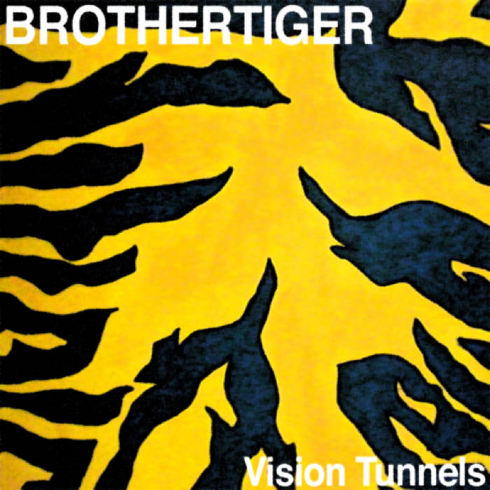 Vision Tunnels EP cover art