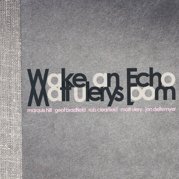 Wake An Echo cover art