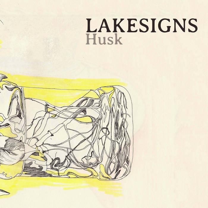 Husk cover art