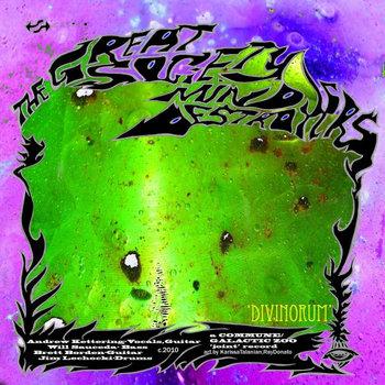 """GSMD/Dark Fog Split 7"""" cover art"""