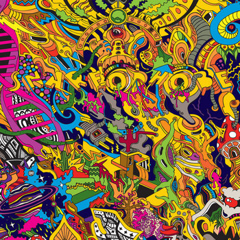 Snareophobe cover art