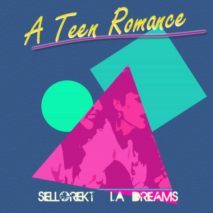 A Teen Romance cover art