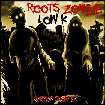 SRREP001 - Horror Show EP cover art