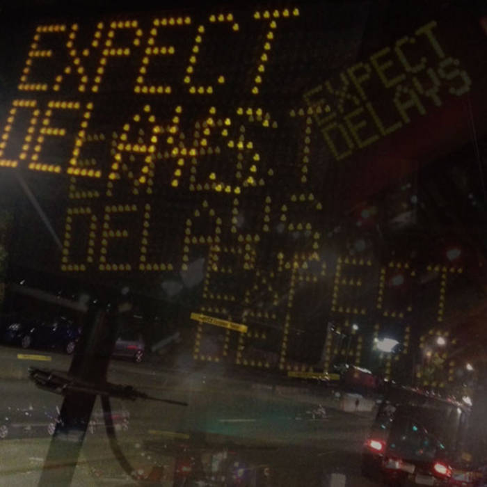 Expect Delays cover art