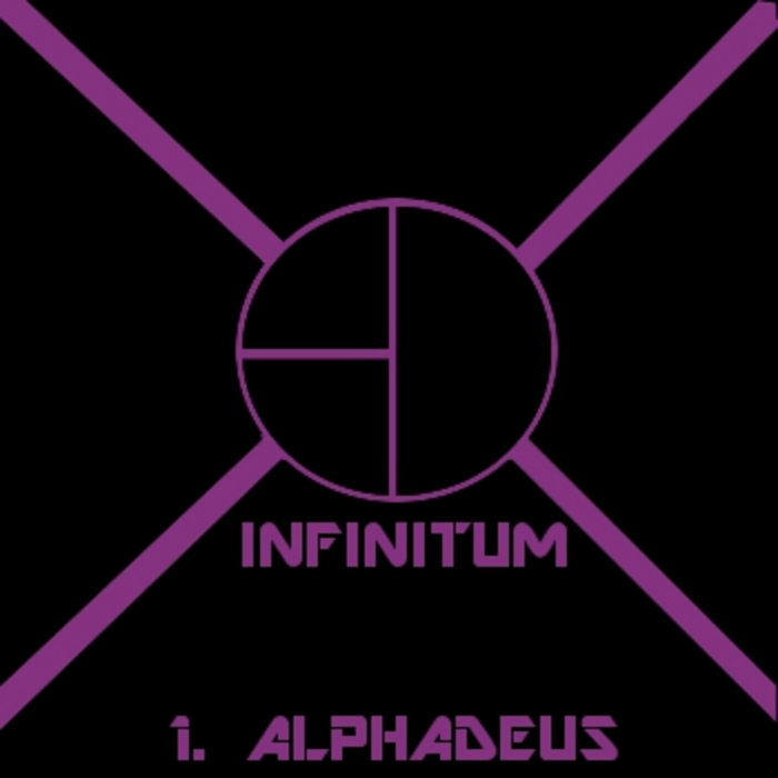 AD Infinitum 1 - Alphadeus cover art