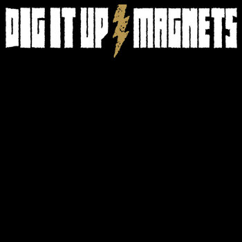 Magnets EP cover art