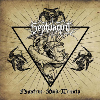 Septuagint - Negative Void Trinity MCD cover art