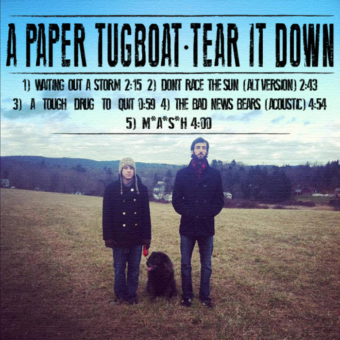 Tear It Down cover art
