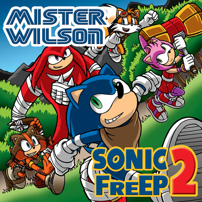 Sonic FreEP 2 cover art