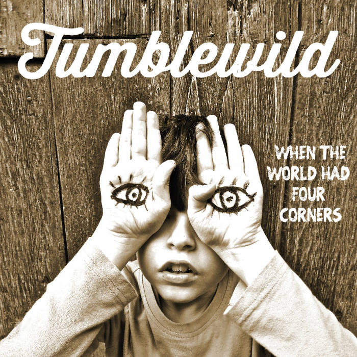 When The World Had Four Corners cover art