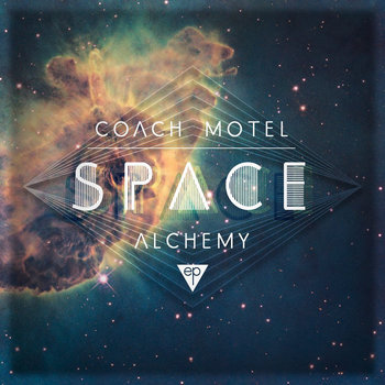Space ∆lchemy EP cover art