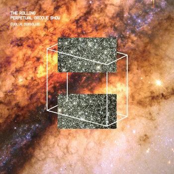 Evolve, Dissolve cover art
