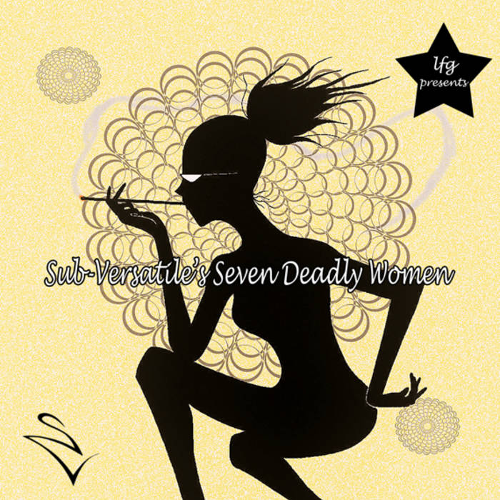Seven Deadly Women EP cover art