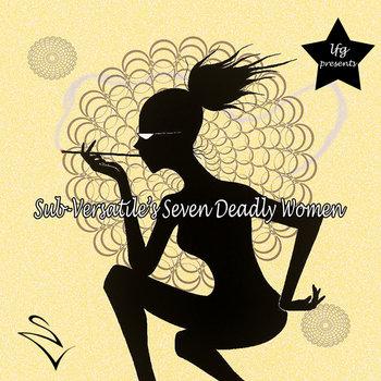 Seven Deadly Women EP cover art