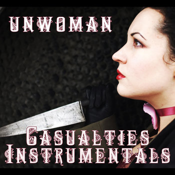 Casualties Instrumentals cover art