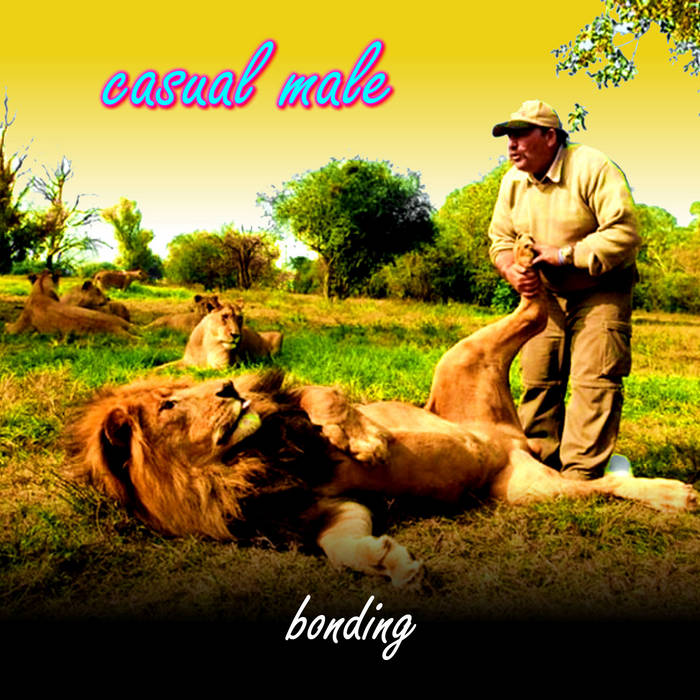 Bonding cover art