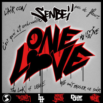 One Love EP cover art
