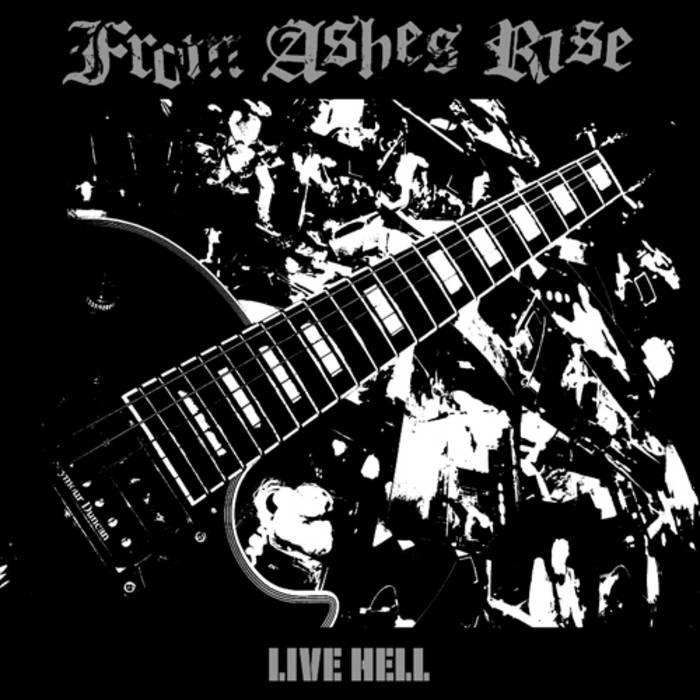 Live Hell cover art