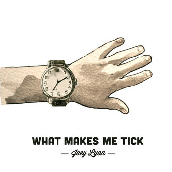 What Makes Me Tick cover art