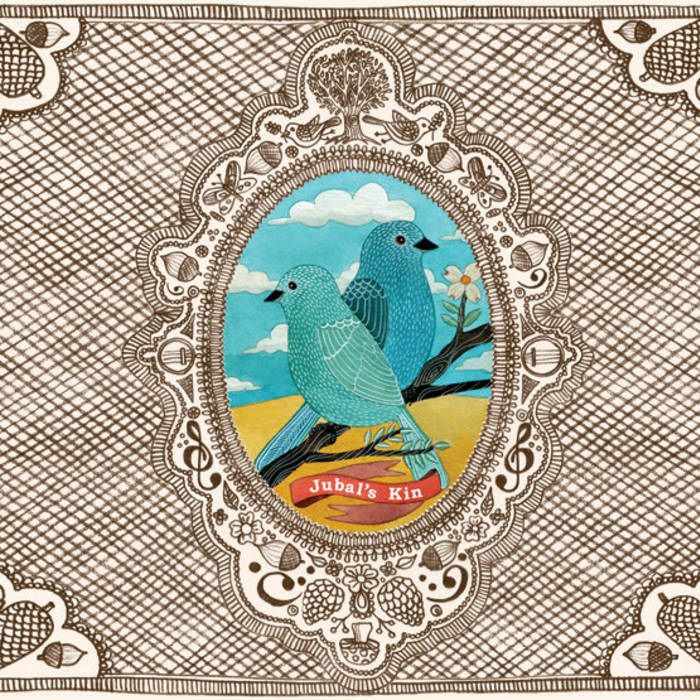 Jubal's Kin cover art