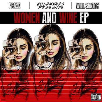 Women And Wine EP cover art