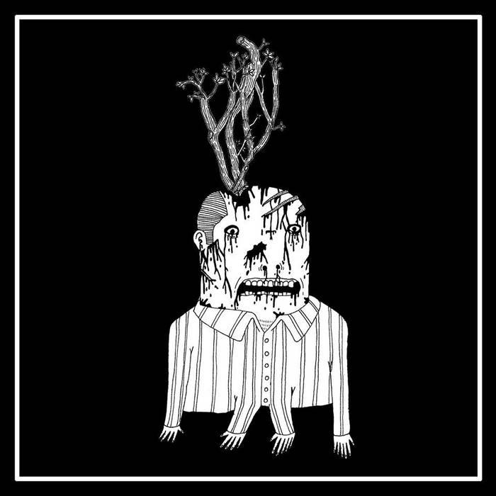 """Split 7"""" with Schooner cover art"""
