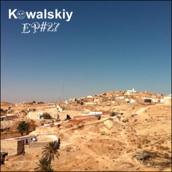 Kowalskiy's Free Monthly Scottish EP #27 cover art