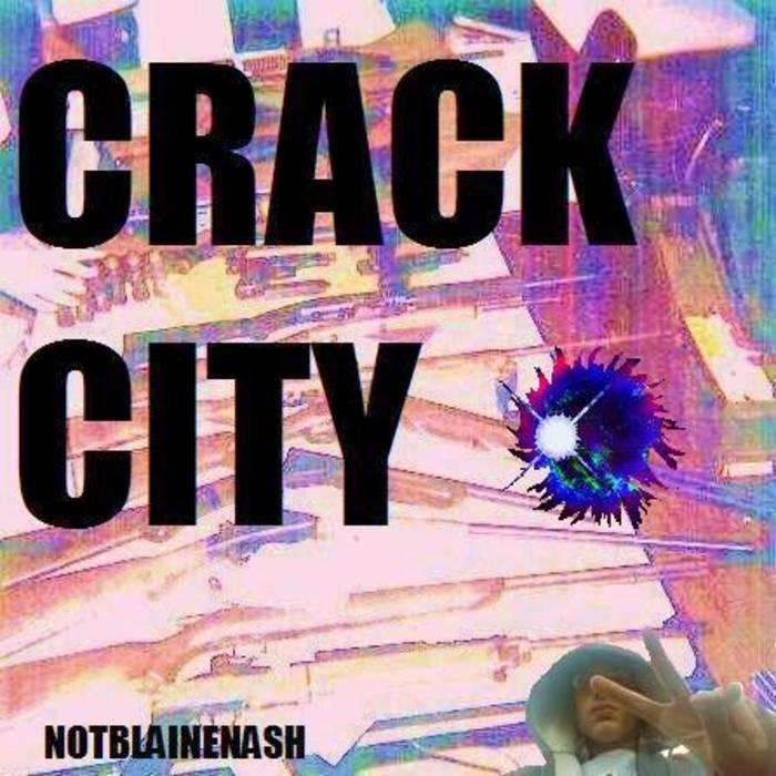 Not Blaine Nash cover art