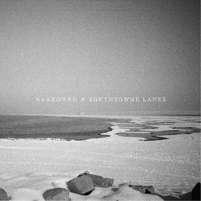Narrowed//Southtowne Lanes Split cover art