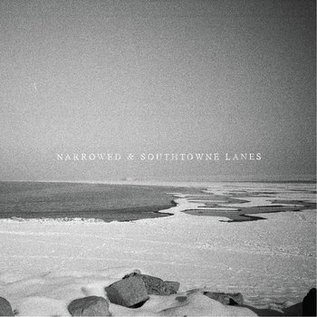 Narrowed//Southtowne Lanes Split cover art