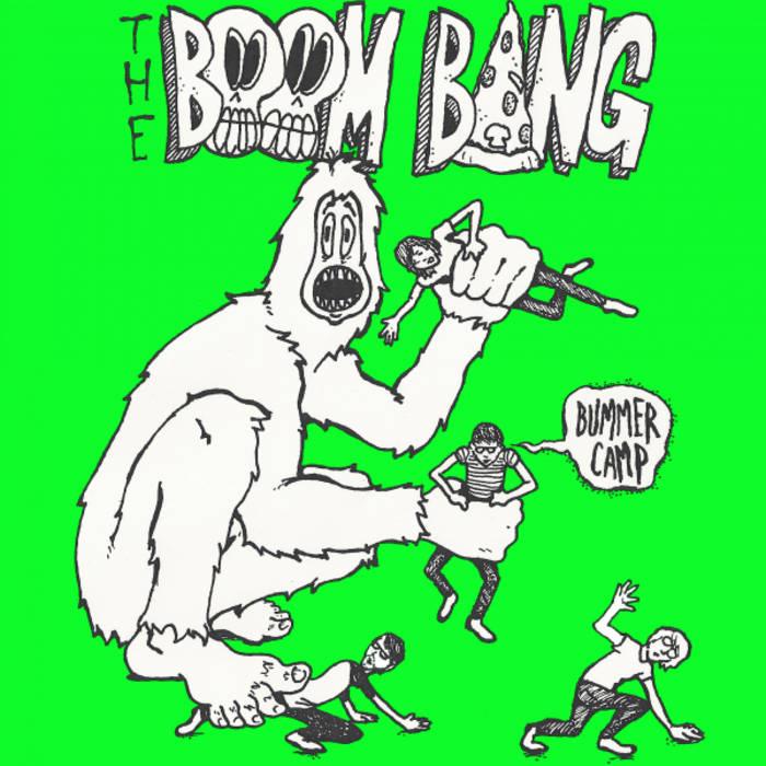 """Bummer Camp 7"""" cover art"""