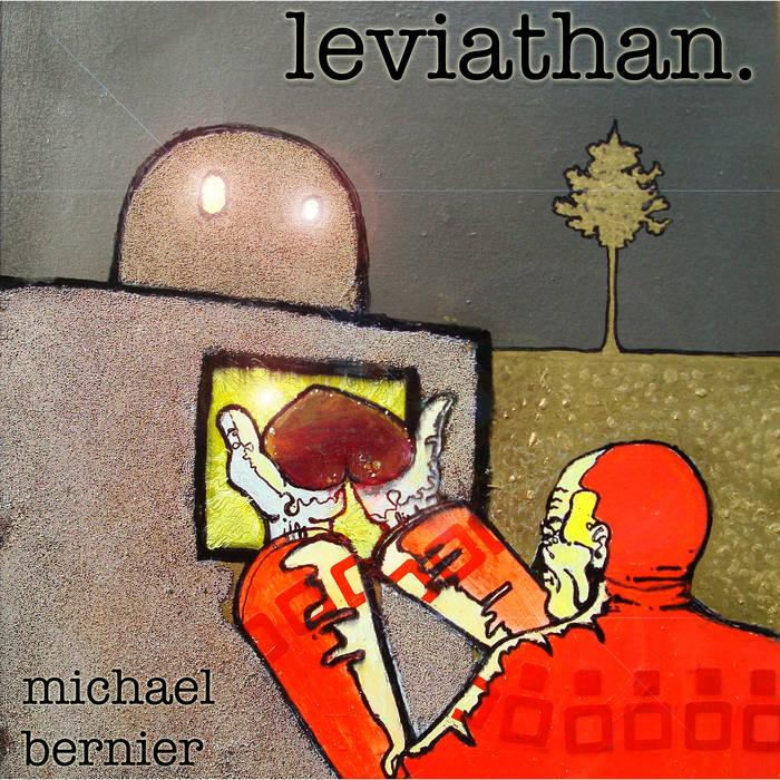 leviathan. cover art