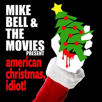American Christmas, Idiot! cover art