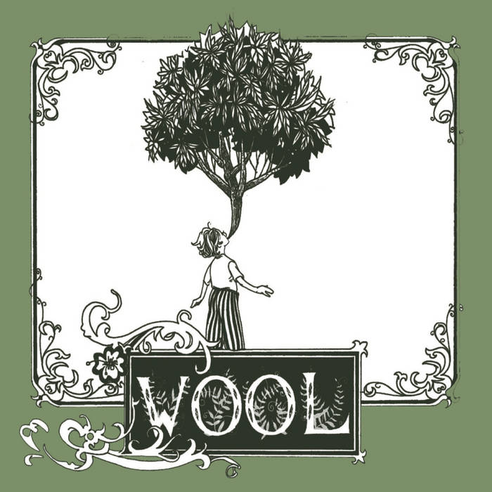 Wool cover art