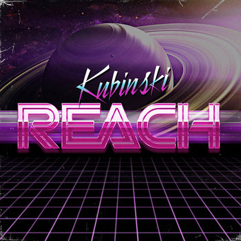 Reach cover art