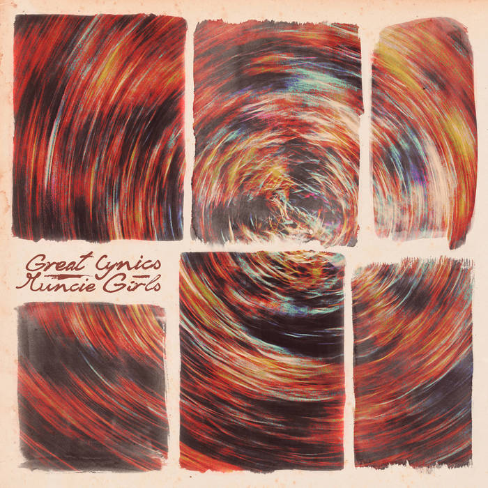Muncie Girls/Great Cynics Split cover art