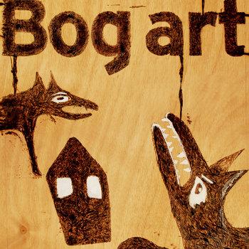 Bog art cover art